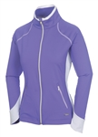 Sunice Esther Lightweight Stretch Jacket - Iris/White