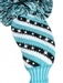Just4Golf Sparkle Diagonal Turquoise Stripe Hybrid Headcover