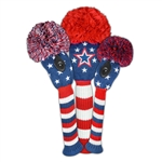 Just4Golf All American Headcover Set (3pc)