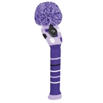 Just4Golf Purple Dot Hybrid Headcover