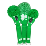 Loudmouth Golf Shamrock Headcover Set (3pc)