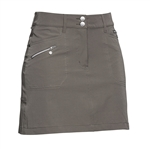 Daily Sports Miracle Golf Skort Tan