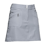Daily Sports Miracle Golf Skort Silver