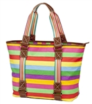 Sydney Love East West Tote - Canvas Stripe