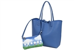 Sydney Love Reversible Tote with Inner Pouch - Teed Off
