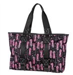 Sydney Love East West Tote - Fuchsia Golf Bag