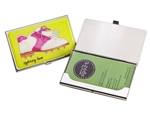 Sydney Love Golf Shoe Business Card Case