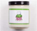 Bloom Designs Ladies Golf Candle- Icing on The Green | Golf4Her