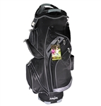 Molhimawk Black/Grey Cart Bag