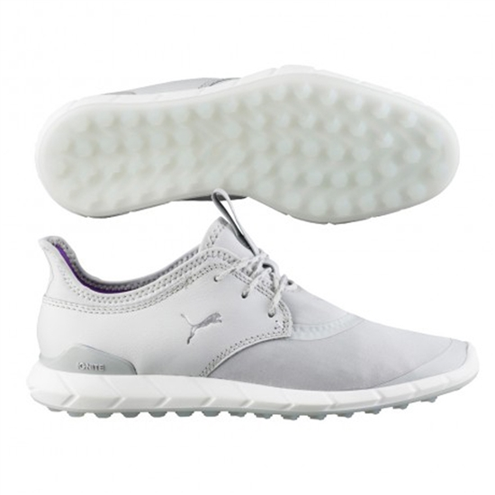 Puma IGNITE Spikeless Sport Golf Shoe - Gray Violet