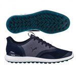 Puma IGNITE Statement Low Profile Golf Shoe - Peacoat/Aquarius