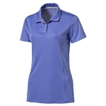 Puma Pounce Short Sleeve Golf Polo - Baja Blue