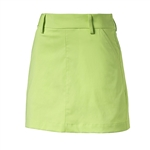 Puma Pounce Golf Skort Sharp Green