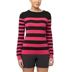 Puma Nautical Golf Sweater - Beetroot/Black