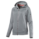 Puma PWRWARM Zip Up Golf Hoodie Quarry