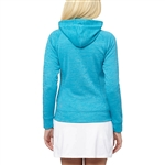 Puma Scuba Zip Up Golf Hoodie Hawaiian Ocean