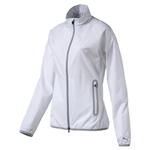Puma Full Zip Bright White Wind Jacket
