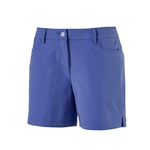 "Puma Solid Shorter 5"" Golf Short - Baja Blue"