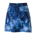 Puma Bloom Golf Skort - Peacoat