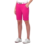 Puma Pounce Bermuda Golf Short - Shocking Pink