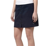 Puma Pounce Button Golf Skirt - Peacoat Navy