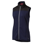 Puma PWRWARM Knit Golf Vest - Peacoat