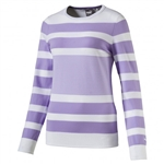 Puma Evoknit Golf Sweater - Purple Rose