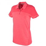 Puma Evoknit Seamless Golf Polo - Bright Plasma