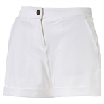 "Puma 5"" Shorter Golf Short - Bright White"