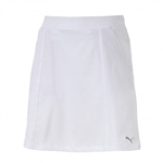 "Puma 18"" Pounce Golf Skort - Bright White"