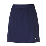 "Puma 18"" Pounce Golf Skort - Peacoat"