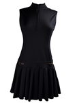 Schriffen Leah II Golf Dress Black