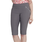 GG Blue Fab Fit Golf Short - Smoke