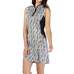 GG Blue Harper Sleeveless Golf Dress - Rainforest
