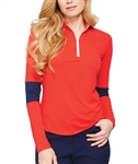 GG Blue Lydia Victory/Anthem Golf Long Sleeve