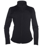 GG Blue Josie Black Quilted Jacket