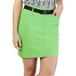 GG Blue Wedge Golf Skort - Turtle