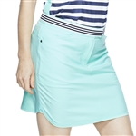 "GG Blue Hampton 18.5"" Golf Skort - Fresh"