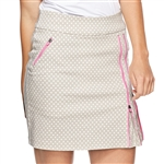 GG Blue Striking Golf Skort - Elevate