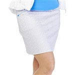 GG Blue Harlo Golf Skort - Shells