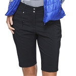 GG Blue Bogey Golf Short - Black