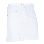 Daily Sports Lyric Golf Skort - White