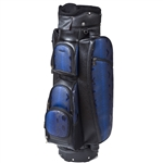 Cutler Garbo Blue Lizard Golf Bag