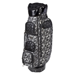 Cutler Hepburn Black Golf Bag