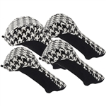 Cutler Sports Golf Headcovers (Set of 4) - Pinot