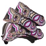 Cutler Davis Pink Head Covers