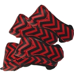 Cutler Hepburn Red Head Covers