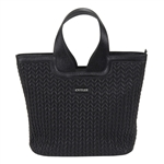 Cutler City Tote Bag - Malbec