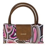 Cutler Davis Pink Packable Tote