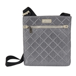 Cutler Messenger Crossbody Bag - Riesling